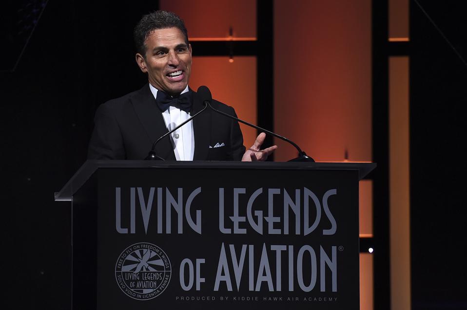 Kenn Ricci Living Legends of Aviation Lifetime Aviation Entrepre