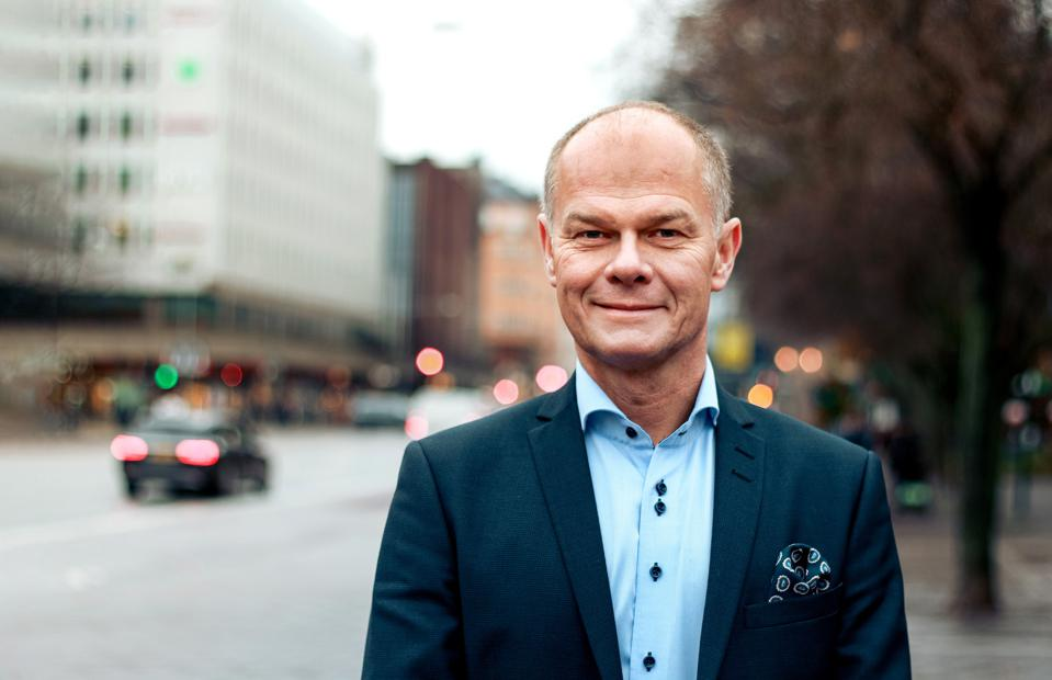 Stefan Ölander has taken a once-sleepy Swedish solar company, Soltech Energy, and now has his on Europe and global markets.