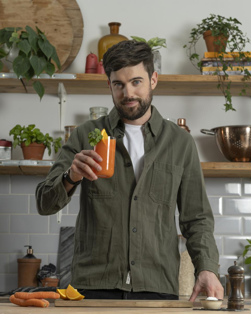 Low Waste Cocktail Series with Ketel One and Jack Whitehall