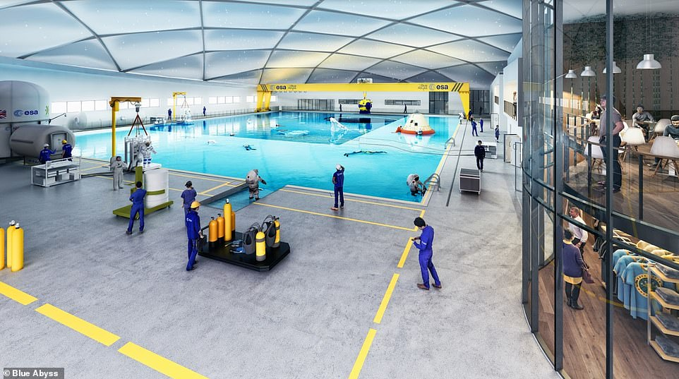 The pool is expected to create 160 jobs, pump £50 million of build costs into Cornwall during its 18-month construction and generate £8 million annually for the local economy