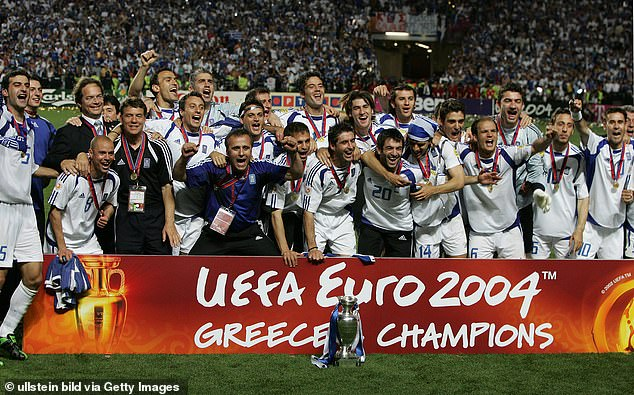 Greece's European Championship victory will go down as one of football's biggest ever shocks