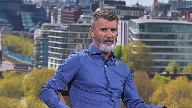 Keane, who also criticised Ukraine's defending, believes that Holland will soon get 'found out'
