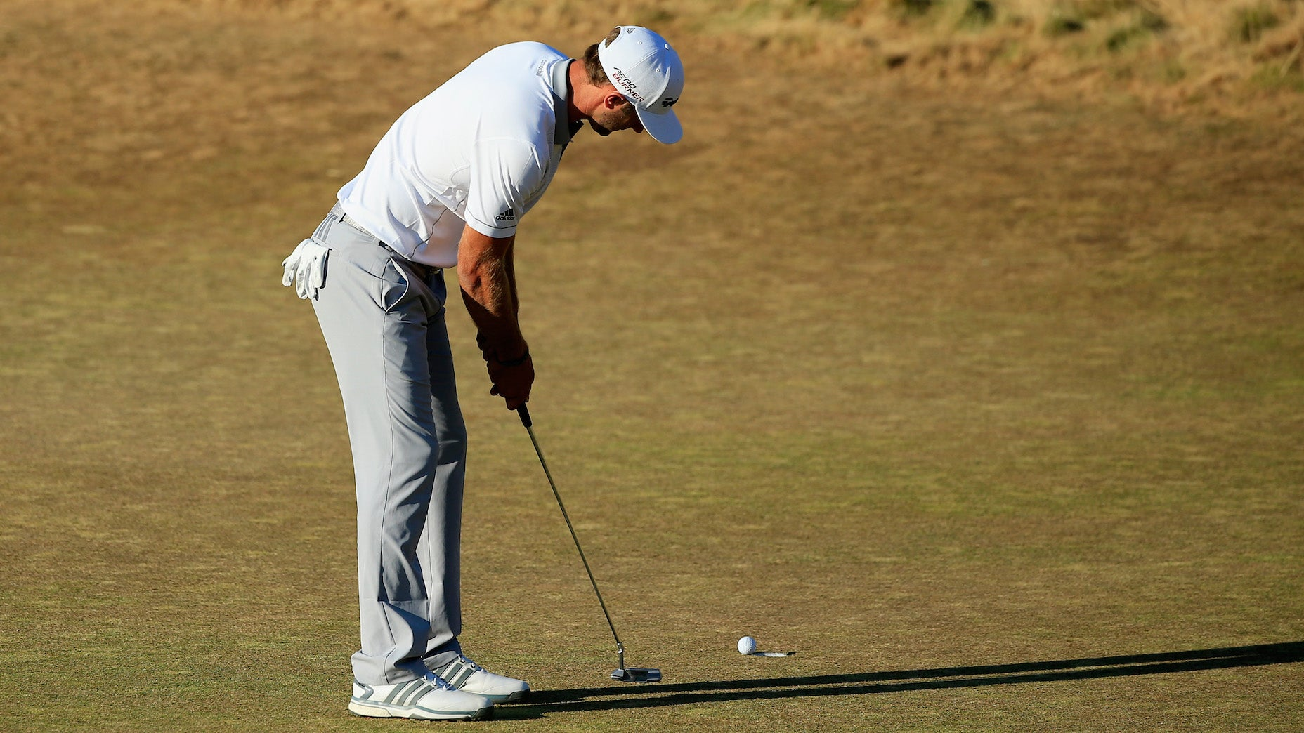 Dustin Johnson missed a short birdie putt at no. 18. What did that mean for the future of Chambers Bay?