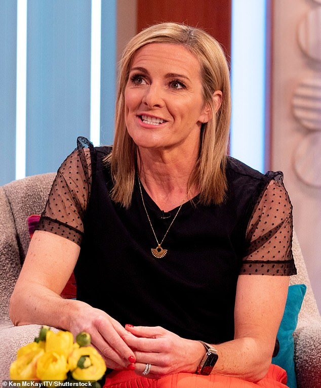 As a result,Steve Wilson and Gabby Logan were forced to apologise for the BBC's feed