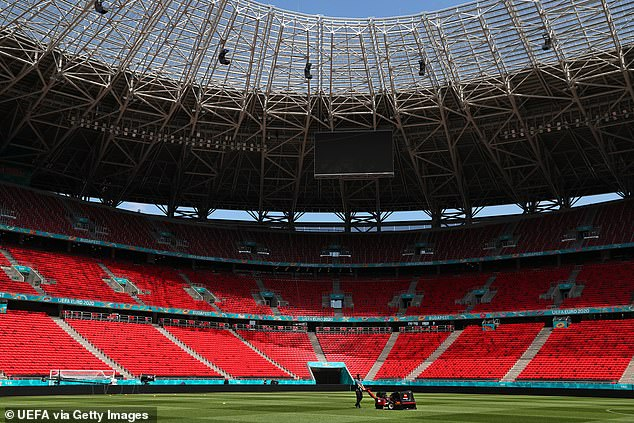 Should ministers decide against the exemptions, UEFA will moved the Euro 2020 final to Budapest in Hungary as they will have no boarder restrictions within the Schengen zone