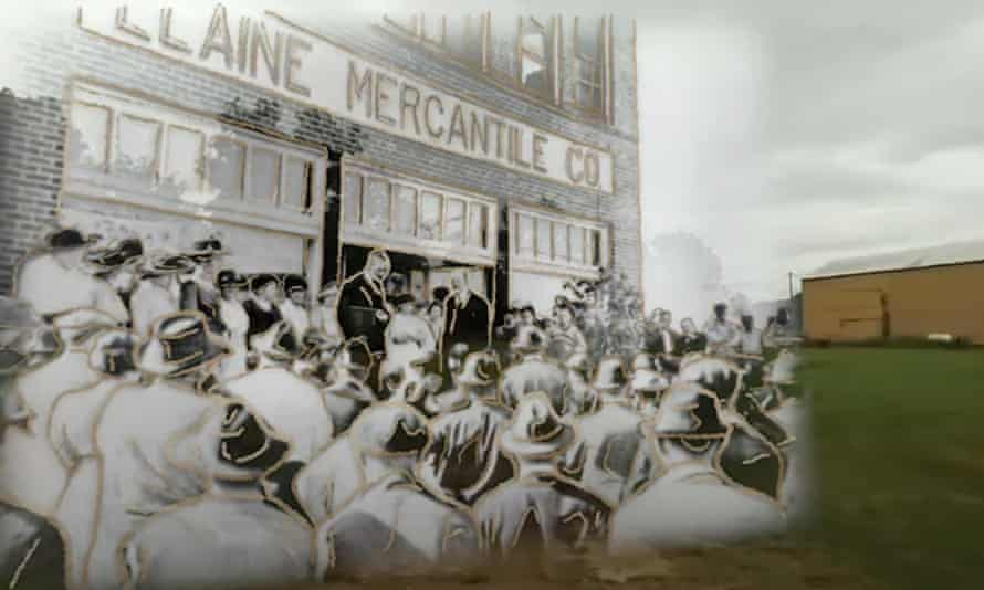 The Elaine race massacre of 1919 was one of the worst in US history.