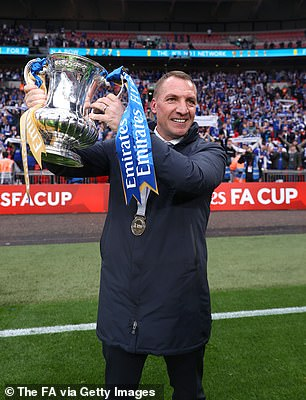 Brendan Rodgers rejected overtures this summer