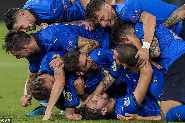 Italy have been one of the stories of Euro 2020 so far after two very impressive performances