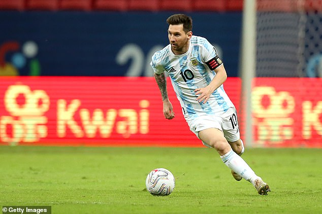 Argentina have already secured their place in the quarter-finals after two wins and a draw
