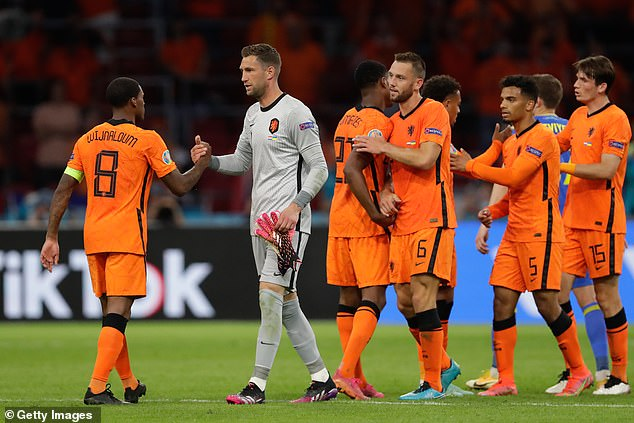 Roy Keane believes Holland's defence will cost them in the latter stages of Euro 2020