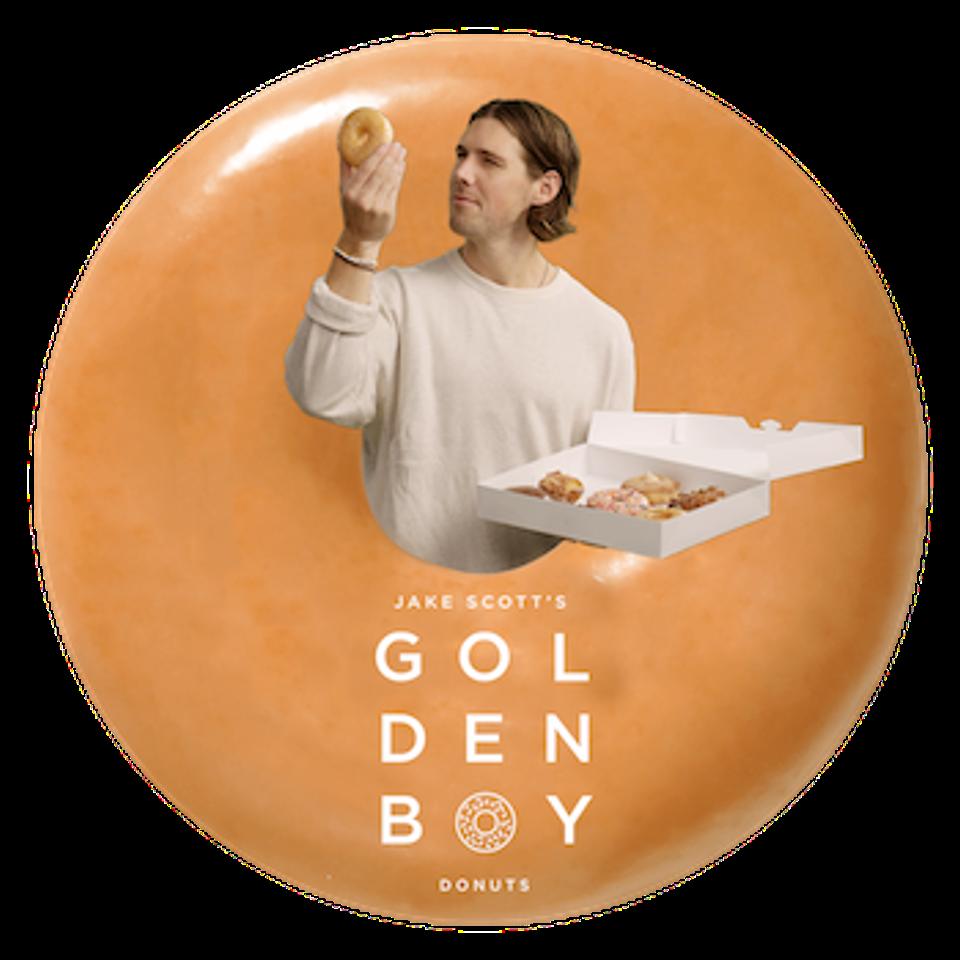 Jack Scott and Goldenboy Donuts