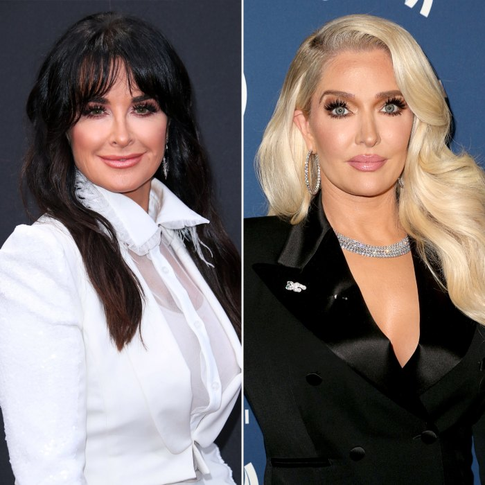 Kyle Richards Reveals How Erika Jayne Is Coping After 'Housewife and the Hustler'