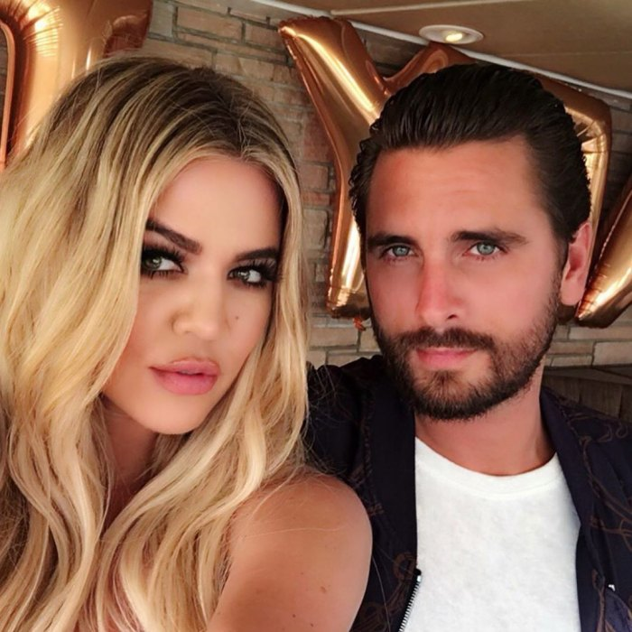 Scott Disick Fires Back at Troll Who Comments 'Who Is She?' on Pics of Khloe Kardashian
