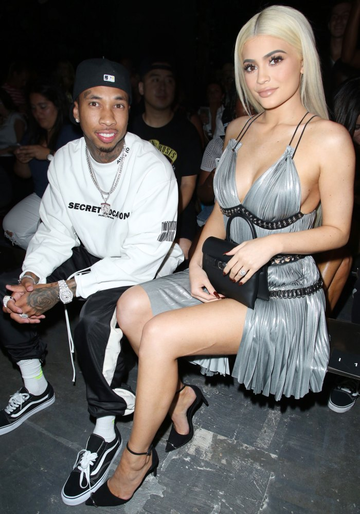 Where Does Kylie Jenner Stand With Ex-Boyfriend Tyga? She Says