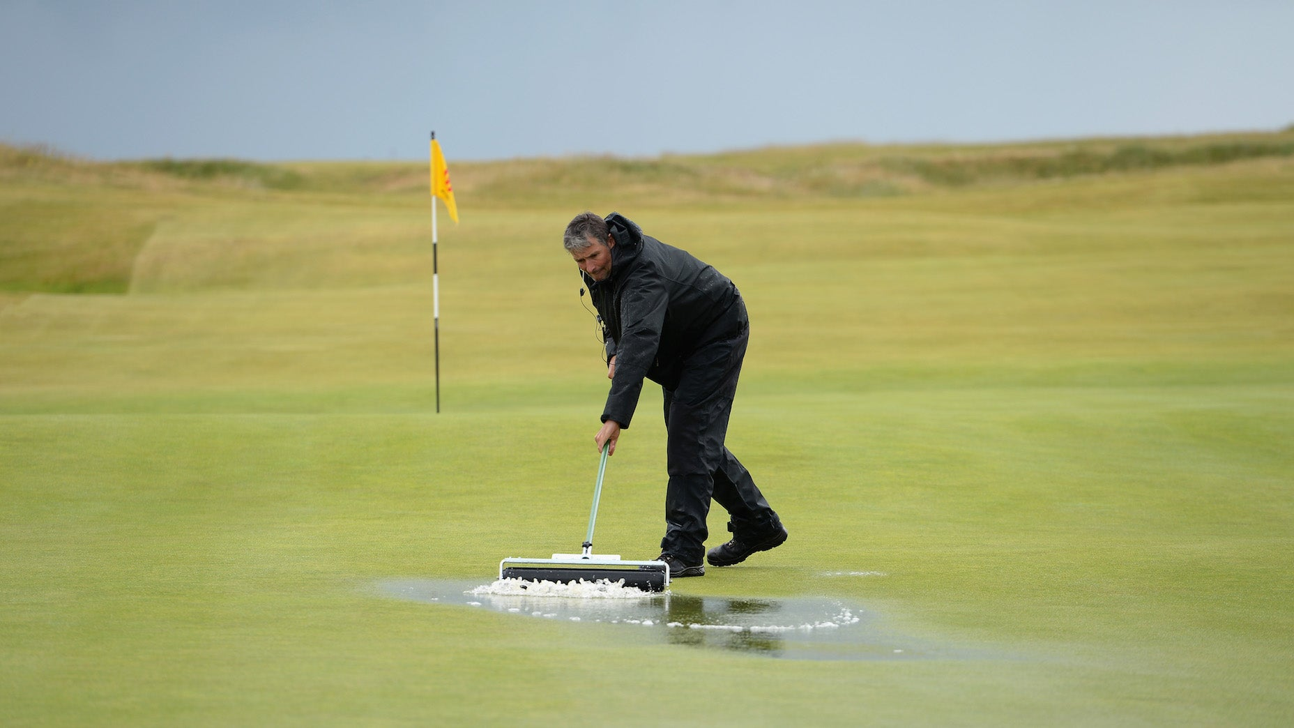Could your golf course be using rainwater more efficiently?