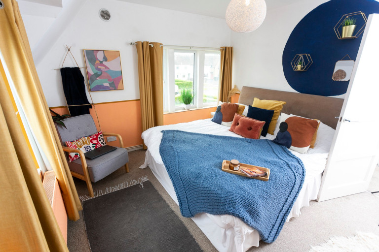 What I Rent: Jess, Wirral, Merseyside: Jess's bedroom