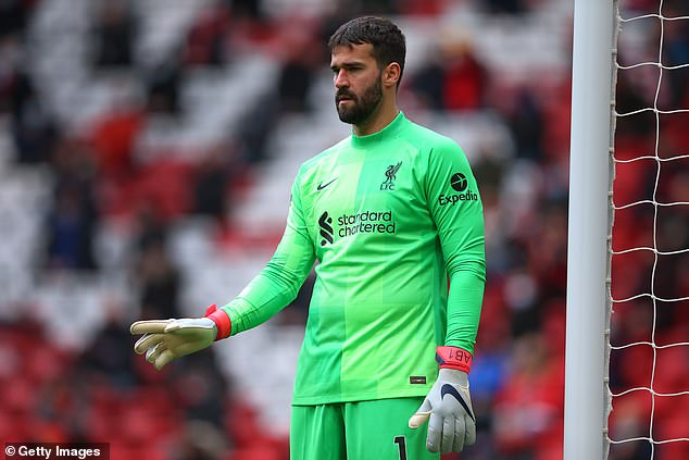 Liverpool's Alisson is one of the best goalkeepers in Premier League and a key player for Reds