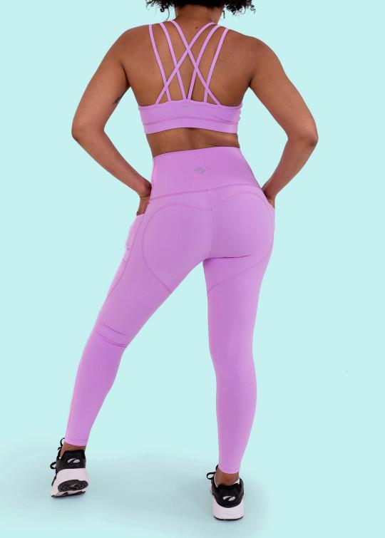 Peachylean activewear collection