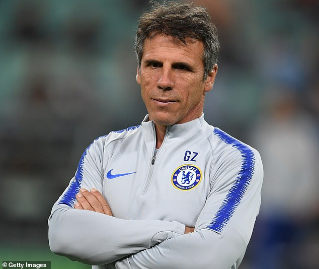 Gianfranco Zola insisted that Jorginho deserves to crowned the Ballon d'or winner this year