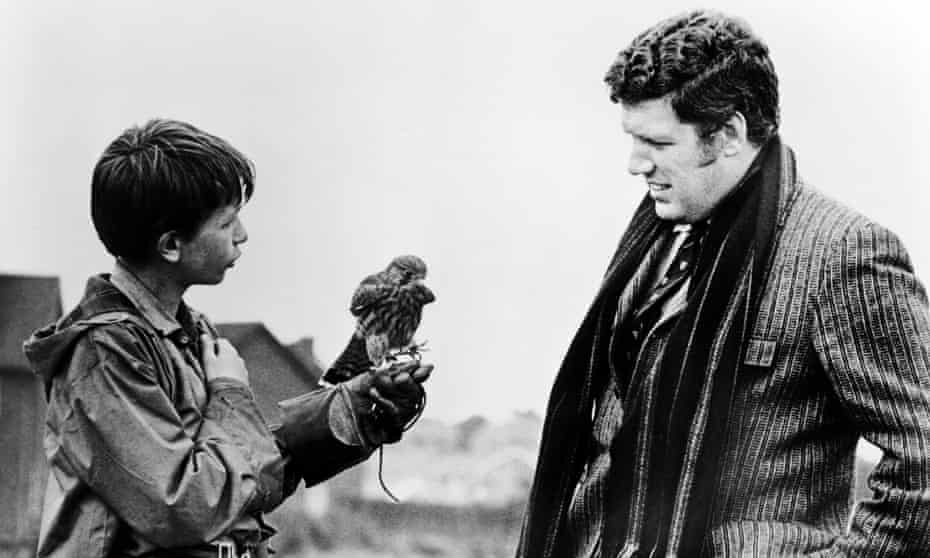 The film everyone in Barnsley was in … the 1969 film Kes; its script is in the museum.