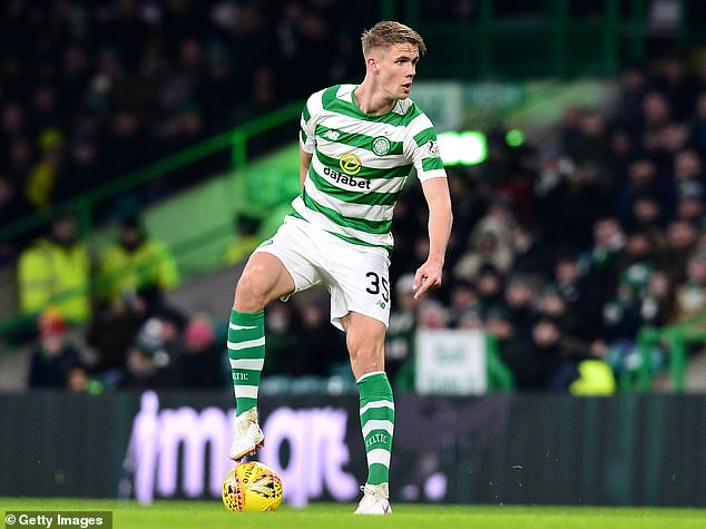Ajer had spent the last five years at Celtic, winning the 'Treble Treble' between 2018 and 2020