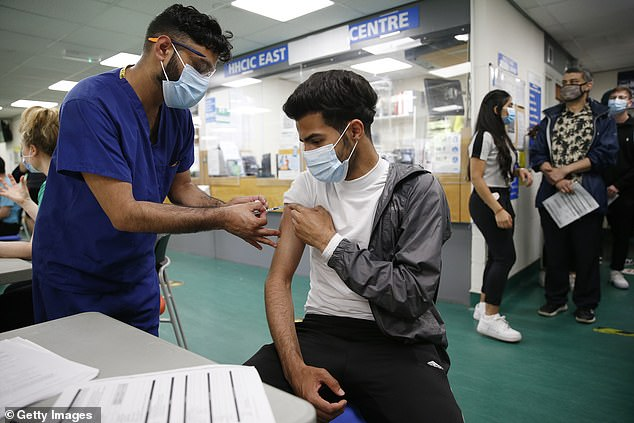 Top-flight clubs were anxious to avoid being seen jumping the queue for vaccinations