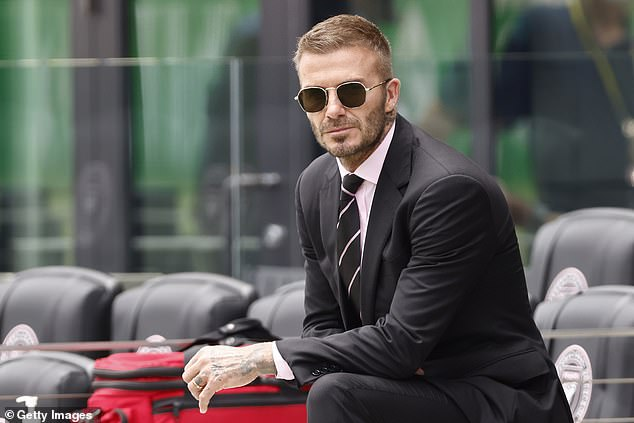 A dozen games into the season and Beckham is owner of the worst football team in America