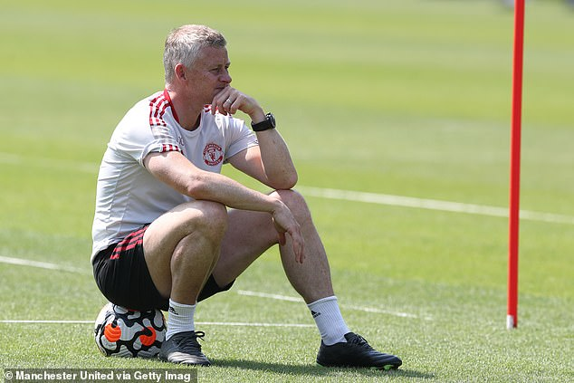 While Ole Gunnar Solskjaer has United moving in the right direction, he has yet to win a trophy