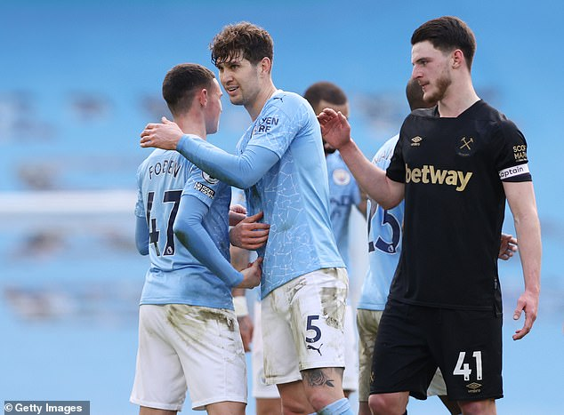 Phil Foden and John Stones are in talks about extending their stays at the Etihad Stadium