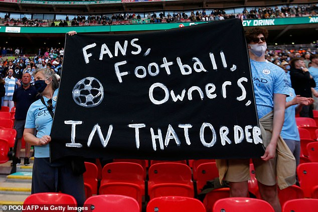 Demands for a new regulator for football have been widespread among fan groups recently