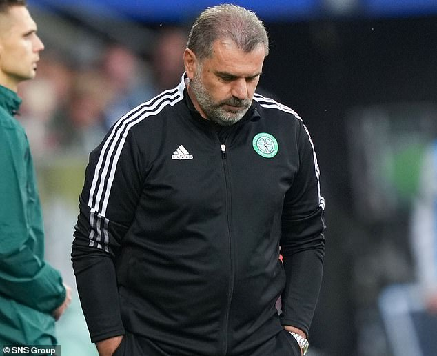 New manager Ange Postecoglou should not be blamed for Celtic's latest failure in Europe