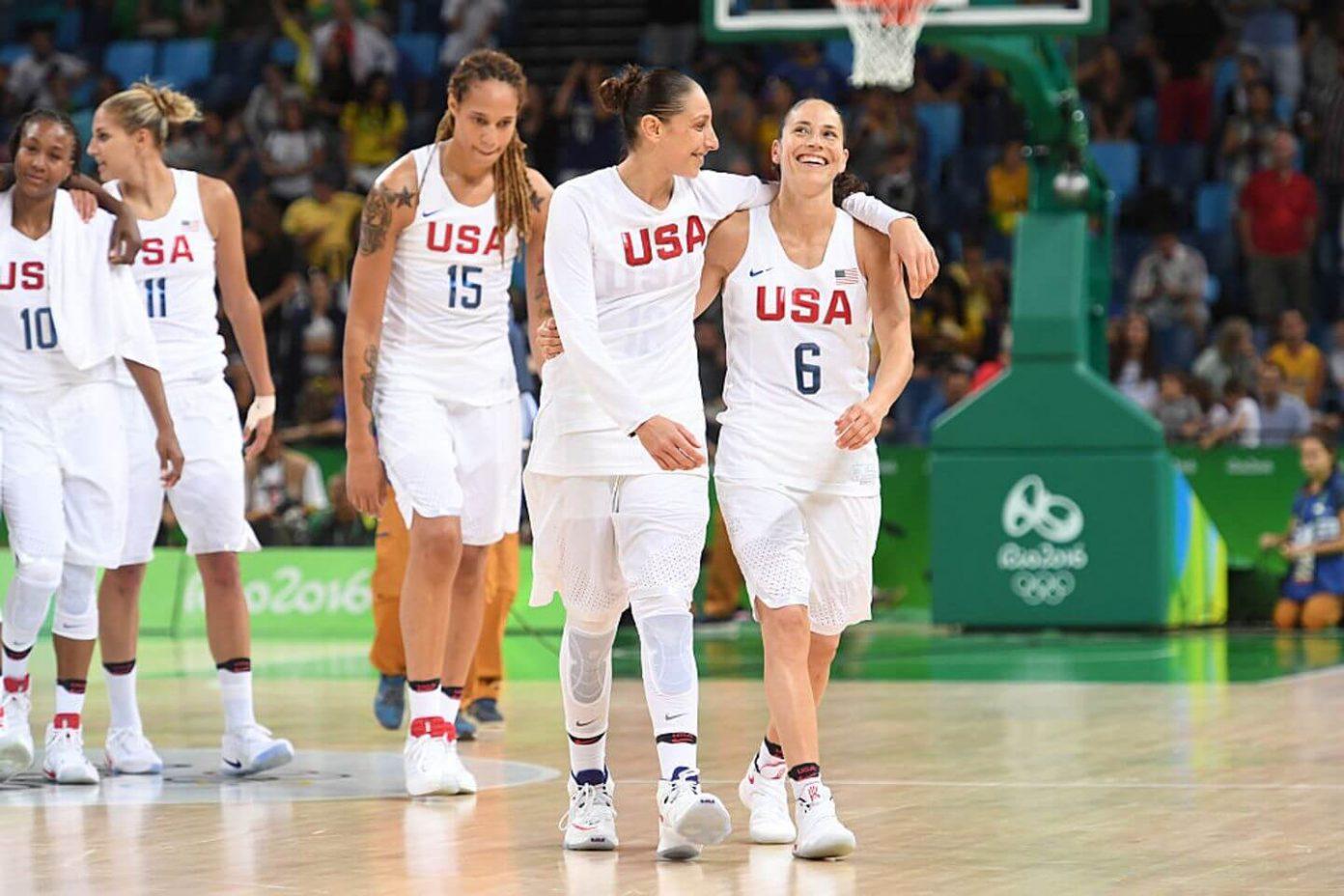 2021 Olympics: Team USA women's basketball roster ...