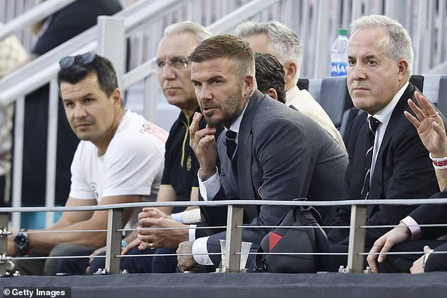 David Beckham's Inter Miami ownership is fast becoming a nightmare as they lose more games