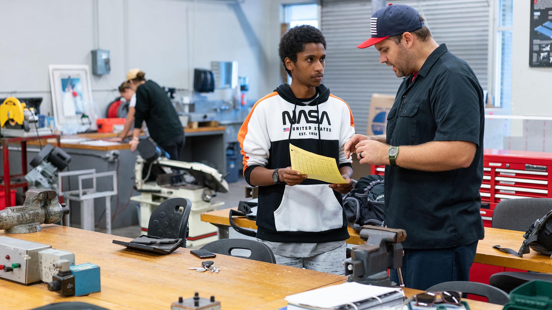 EFSC Aerospace Technology Lab