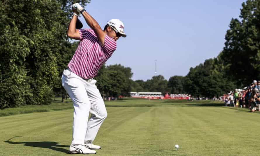 Hideki Matsuyama will carry home hopes at Kasumigaseki Country Club