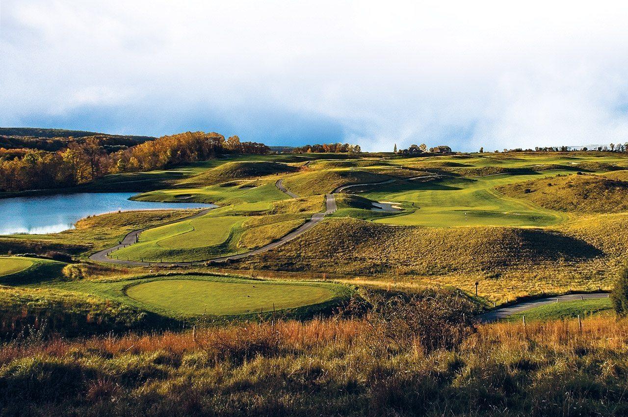 Crystal Springs Resort's Ballyowen Golf Course