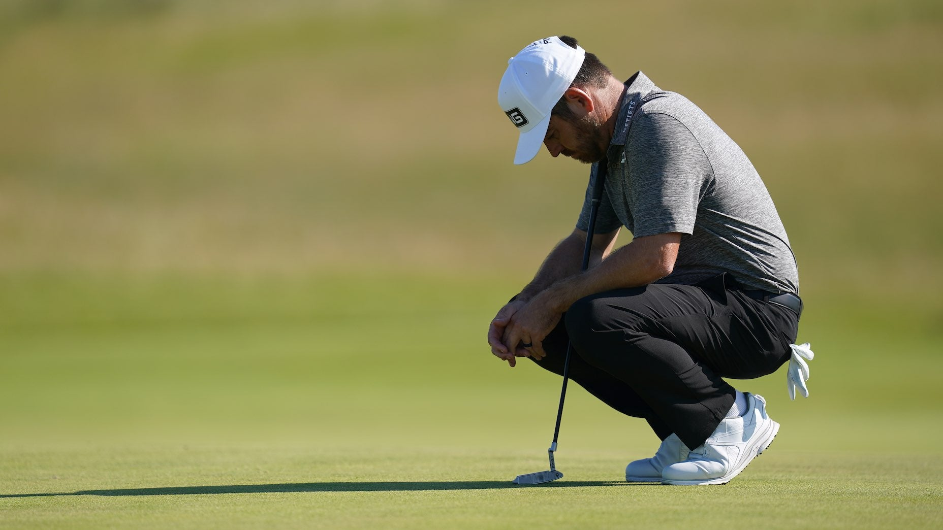 Louis Oosthuizen finished T3 at the Open on Sunday.