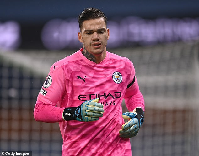Goalkeeper Ederson is set to be rewarded with a new three-year contract at Manchester City