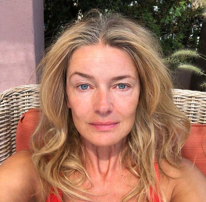 7 Times Paulina Porizkova Revealed What She 'Actually Looks Like'