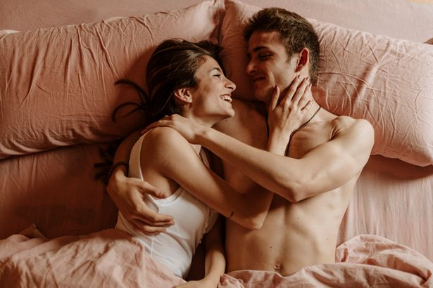 Sex can release the 'cuddle hormone' oxytocin, which puts you in a relaxed condition to doze off