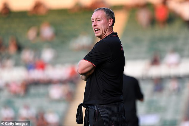 Swansea have confirmed boss Steve Cooper has opted to step down from his role at the club