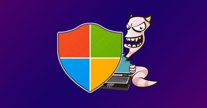windows computer malware