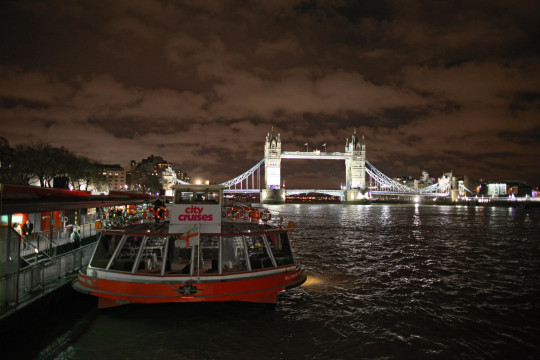 City Cruises have launched a new murder mystery dinner cruise on the River Thames against a backdrop of iconic London sites, including the Shard, HMS Belfast and Tower Bridge, as you decipher the clues to find the murderer, while enjoying a glass of fizz and a three-course meal. It?s guaranteed to be a killer night out...Tickets ?75; dates and booking info at cityexperiences.com www.cityexperiences.com/london/city-cruises/murder-mystery-dinner-cruise