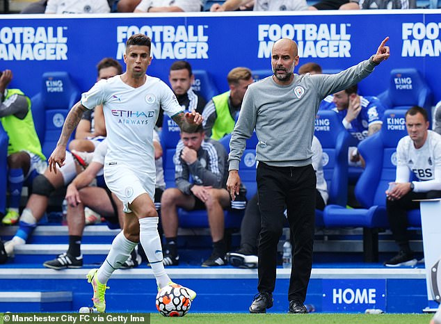 Pep Guardiola is aiming for the Champions League this season and the depth could be crucial