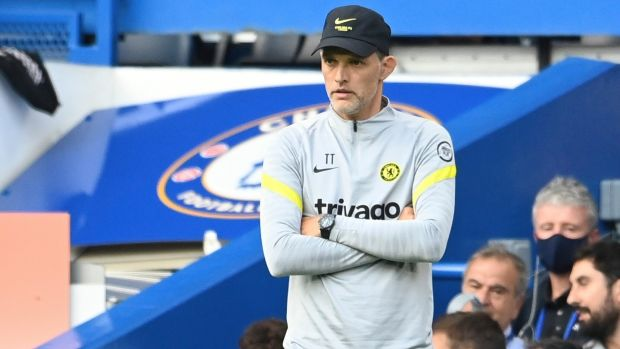 Chelsea manager Thomas Tuchel: 'In general, this game is about winning because winning changes your feeling, your atmosphere'. Photograph: Andy Rain/EPA