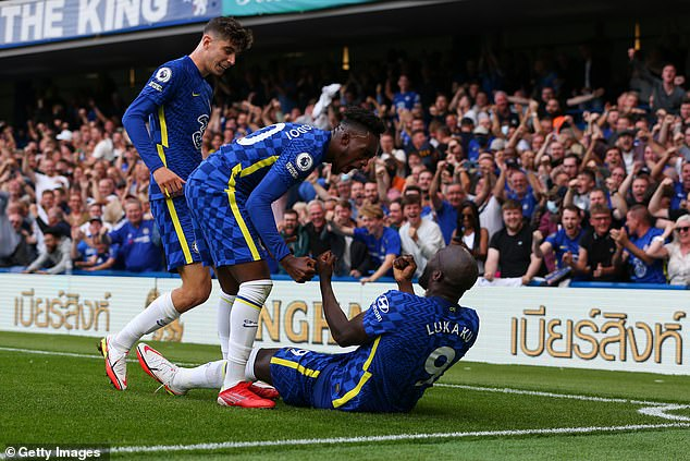 Chelsea, however, have the mark of champions after a blistering start to the league season