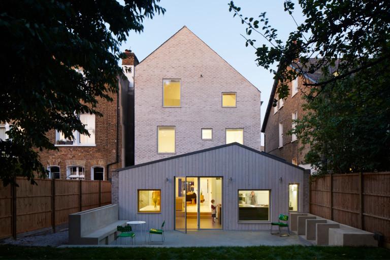 London?s RIBA award-winning House Within A House.