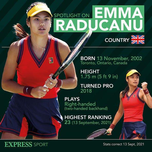 Sports profile: She was originally born in Canada