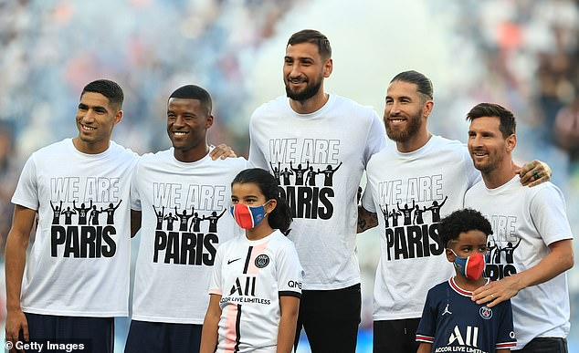 PSG have shown this summer how successful that can be at signing star players as free agents