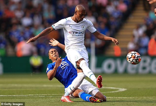 However, Fernandinho still believes Manchester City have what it takes to dominate Europe